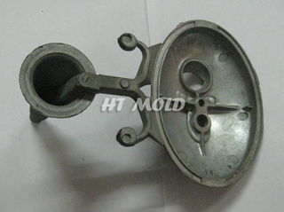 Zinc alloy part supplier